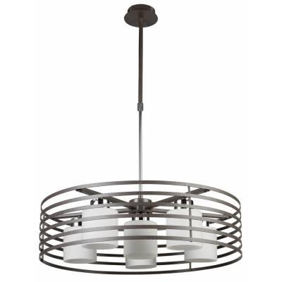 LAMP CELL 2 WENGUE REDONDA 6L E27