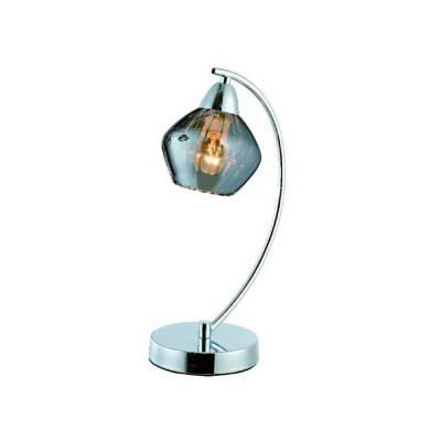 Lámpara de sobremesa Emma Cromo