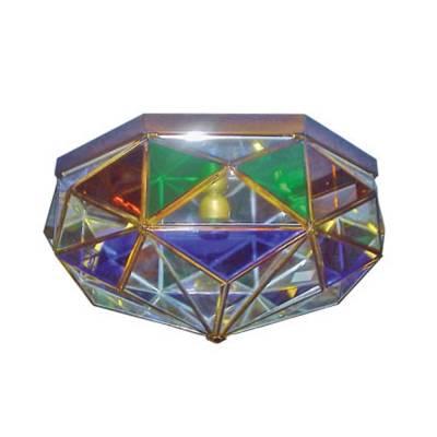Plafón octogonal granadino