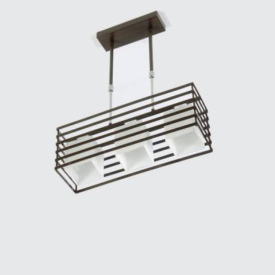LAMPARA GRID 3 LUCES