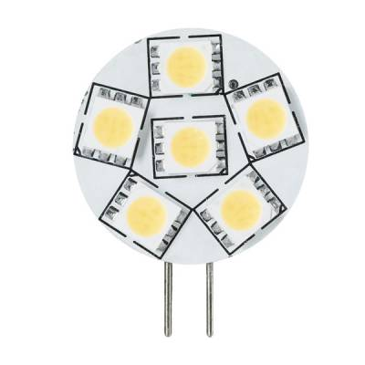 Bombilla G4 LED PIN BASE luz cálida