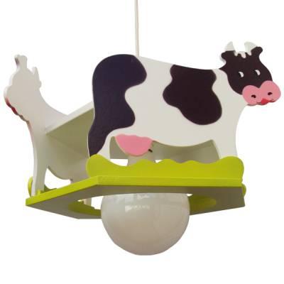 Lámpara colgante Rebaño vacas