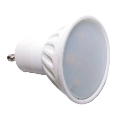BOMBILLA GU10+C LED 6W BLANCO CALIDO
