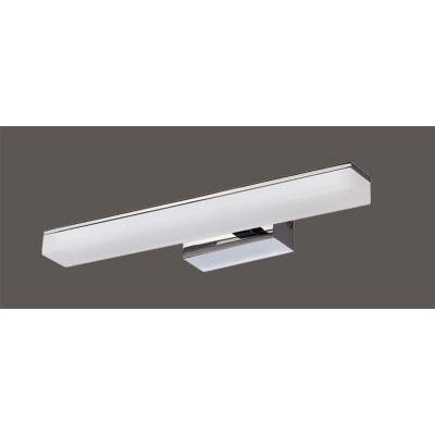 Aplique LED Horizontal 5W cromo