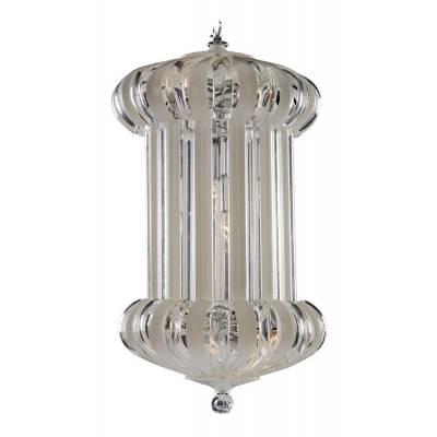 LAMP. ADONIS 8L 64X32 WHITE CHR