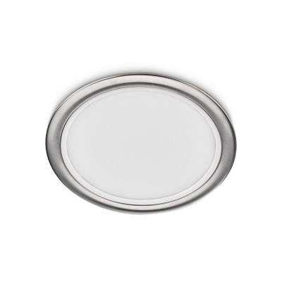 RASTABAN RECESSED NICKEL 1X20W 230V