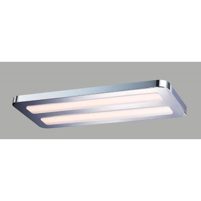 Plafón rectangular 38w led
