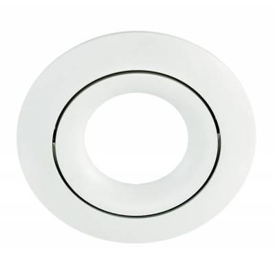 Empotrable redondo 1l blanco