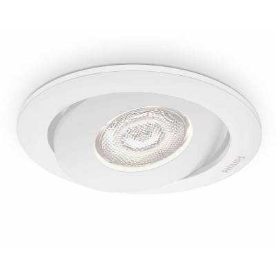 Downlight Asterope LED blanco