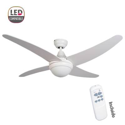 Ventilador Everest Blanco