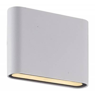 Aplique Book One blanco led