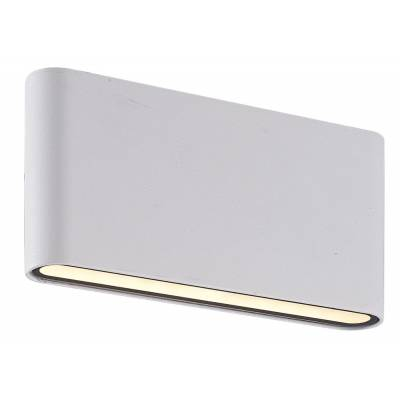 Aplique Book Two blanco led