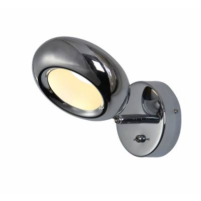 Aplique led cromo