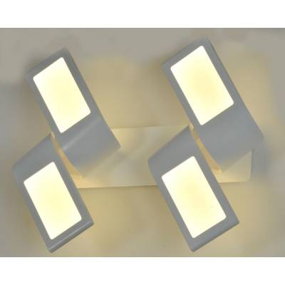 Aplique blanco led 32w
