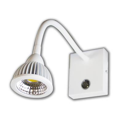 Aplique blanco led