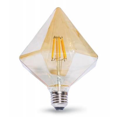 Bombilla Diamante led 6w