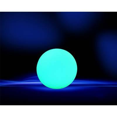 BOLA LED RGB + MANDO A DISTANCIA