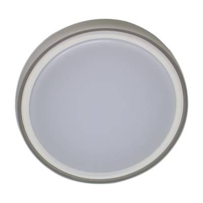 Plafón Yao gris