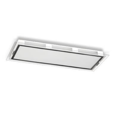 Plafon para tubos de led marco wengue