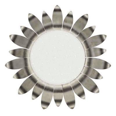 Plafón Carmela plata deco 75