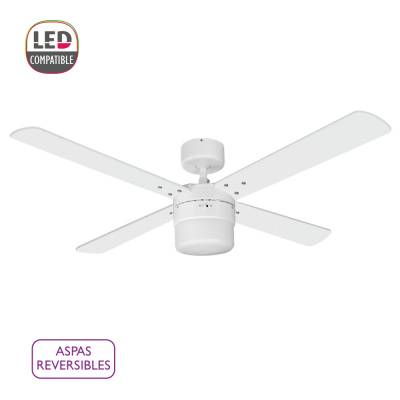 Ventilador Volta blanco