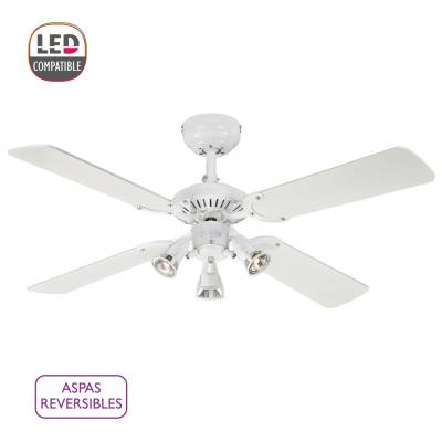 Ventilador Princess Euro blanco New
