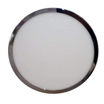 Downlight redondo cromo 30W