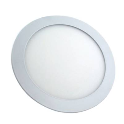 Downlight redondo blanco 18w