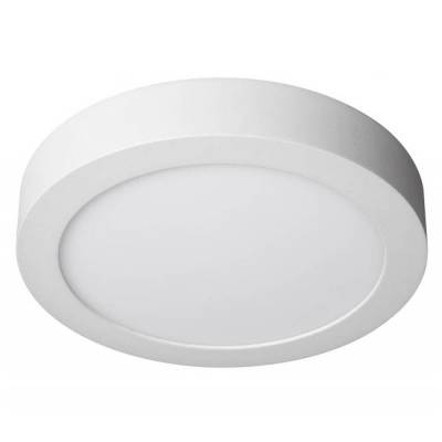 Panel Led de superficie redondo blanco