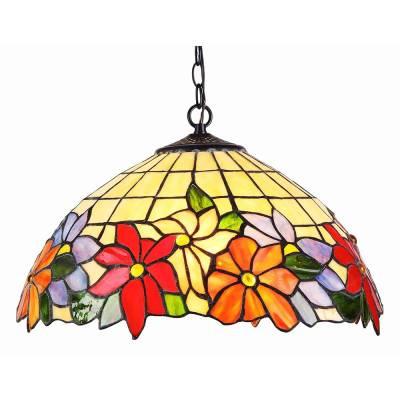 Lámpara colgante Tiffany Sunlight