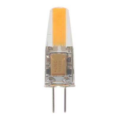 Bombilla G4 de Led 2W y 6500k de tono de luz.