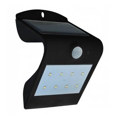 Aplique solar led con sensor