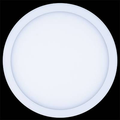 Downlight redondo blanco 11 cm diámetro