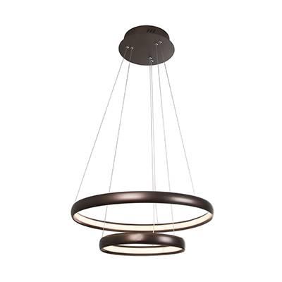 Lámpara de techo colgante Upsilon 52W 3 colores