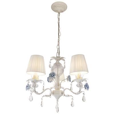 Lámpara de techo colgante Florentina 3 luces