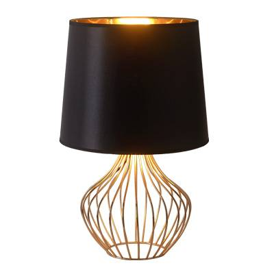 Lámpara Sobremesa Reja oro