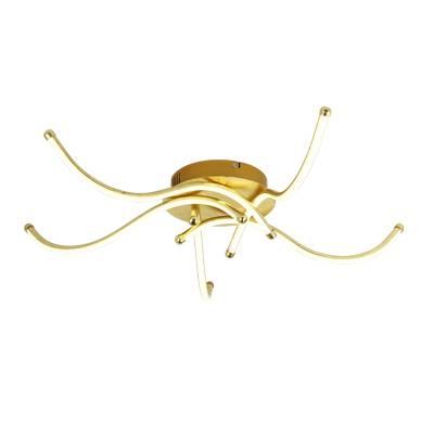 Plafon Peregrin 50w pan de oro