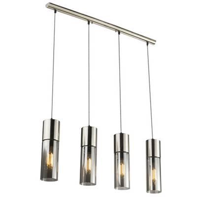 Lámpara de techo colgante Annika 4 luces