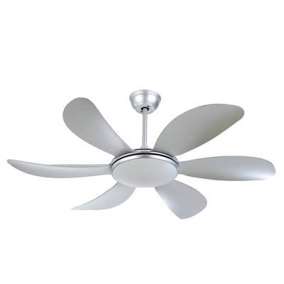 Ventilador de techo Dc typhoon 6, plata