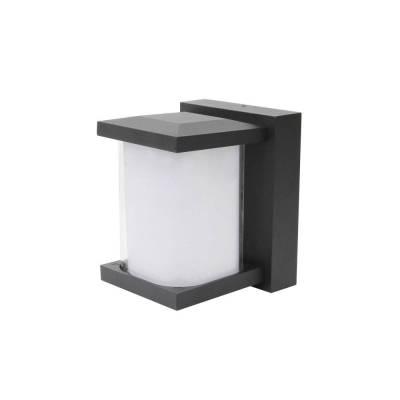 Aplique exterior negro IP-65 15W