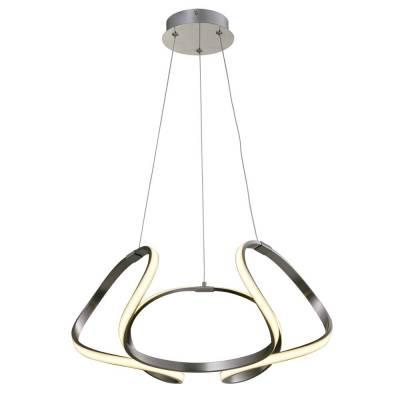Lámpara de techo colgante Omega, lámpara Led 30W