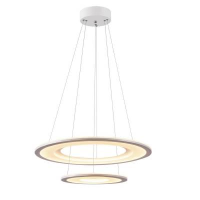 Lámpara Led orbital blanca 30W 3 colores
