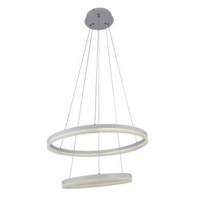 Lámpara de techo colgante Gandalf 24 + 36W