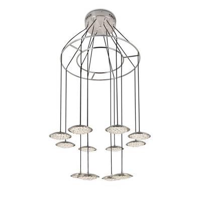 Lámpara de techo colgante Rain, 12 L