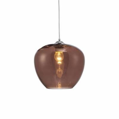 Lámpara colgante Mariela, cobre