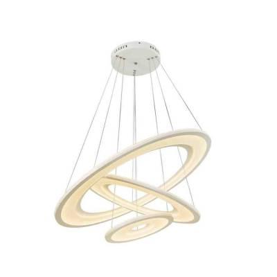 Lámpara colgante orbital 60W 3 Colores de luz