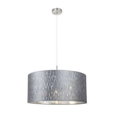 Lámpara de techo colgante Tarok 3xE27