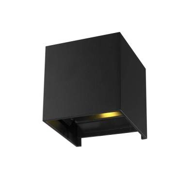 Aplique led negro