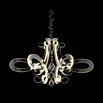 Lámpara Tosca 6l cromo