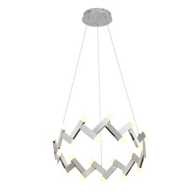 Lámpara colgante Empire 32w aluminio